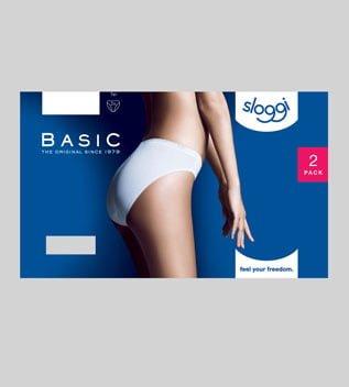 SLOGGI BASIC PLUS 4