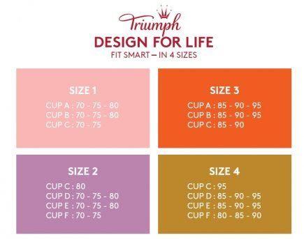 TRIUMPH FIT SMART 3 4