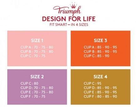 TRIUMPH FIT SMART 3 8